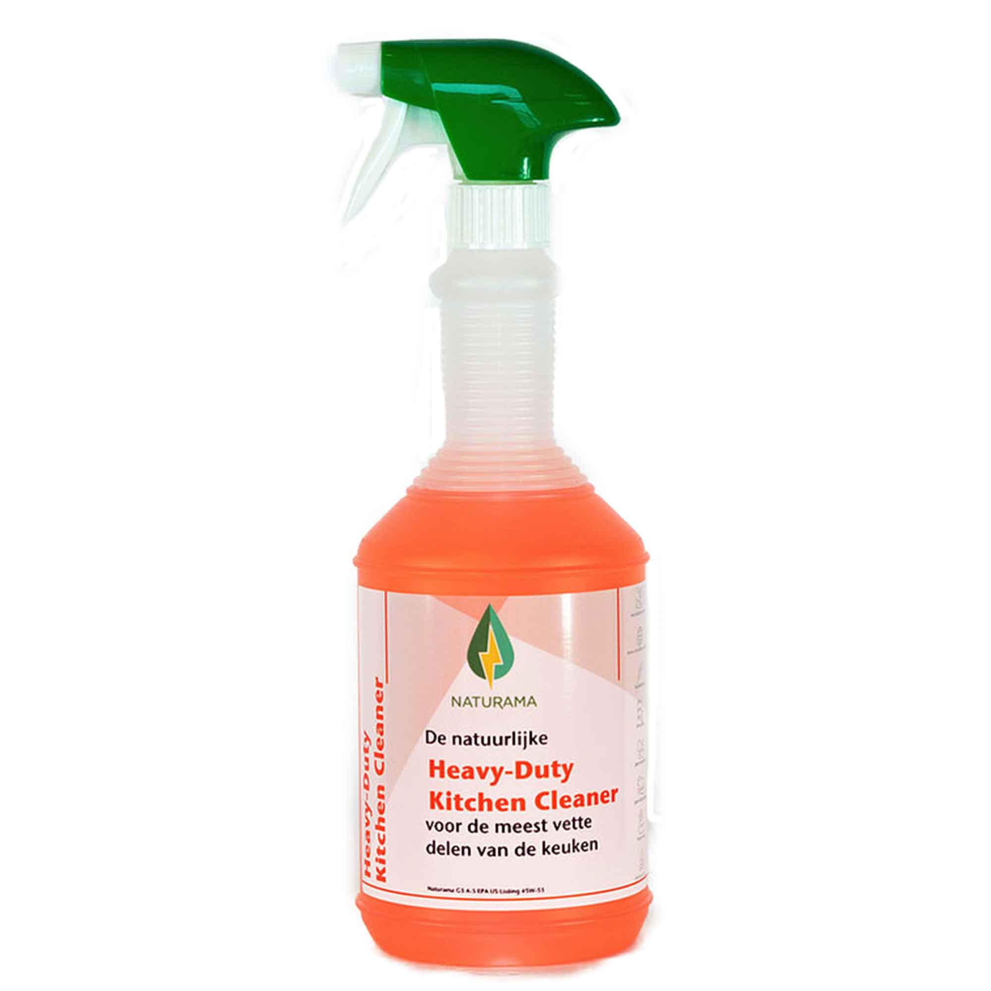 HD Keukenreiniger - Heavy Duty Kitchen Cleaner